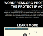stop SOPA/PIPA